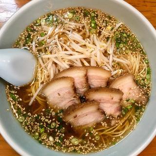 チャーシューメン(中華料理ぼたん )