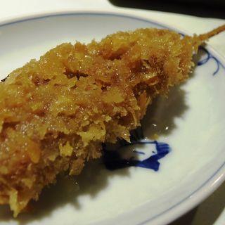 牛肉(串カツ うえしま)