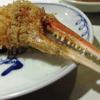 蟹爪(串カツ うえしま)