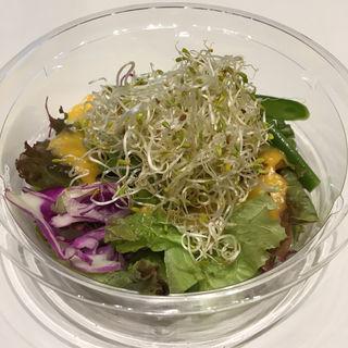 グリーンサラダ(みのりカフェ)