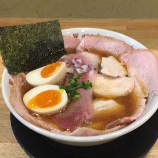 肉肉肉ラーメン(福島壱麺 (イチメン))