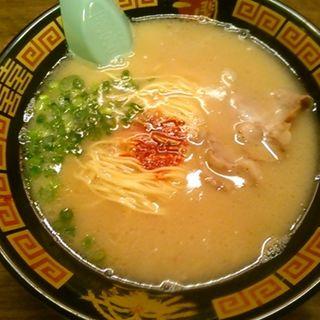 ラーメン(一蘭 博多店(サンプラザ地下街内) (いちらん))