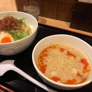 坦々つけ麺(笑楽亭 )