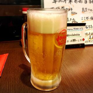 オリオン樽生ビール(草花木果 (SokaBokka そーかぼっか))