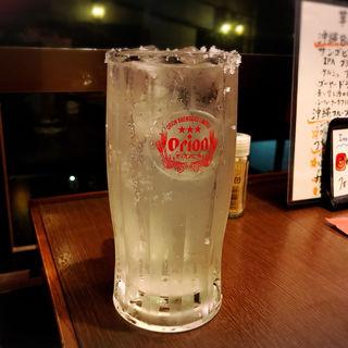 塩レモンサワー(草花木果 (SokaBokka そーかぼっか))