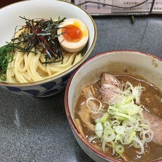 新型 魚濃つけ麺 トロリ(洛二神 (らくにじん))