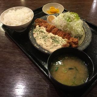 南蛮定食(てっ平ちゃん 天神コア店 )