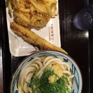 かけうどん(並)温(丸亀製麺 ThinkPark店 )
