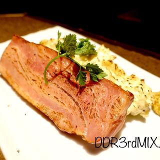 炙りベーコンのポテトサラダ(土間土間 両国横綱通り店 (どまどま))