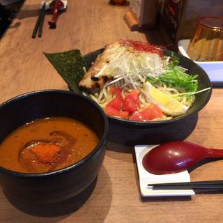 海老つけ麺辛み(海老鶏麺蔵 )