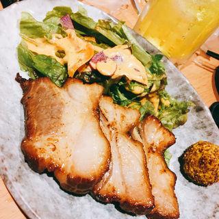 炙りベーコン(ヤマヤ鮮魚店)