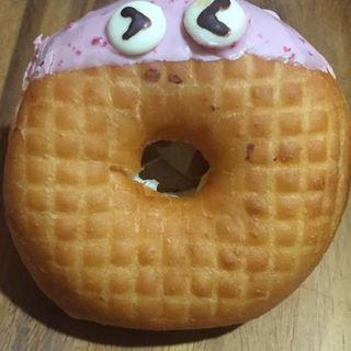 リングホイップのパフィエッタ(ミスタードーナツ 池袋サンシャイン通りショップ (mister Donut))