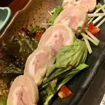 自家製‼︎塩麹鶏ハム サラダ仕立て