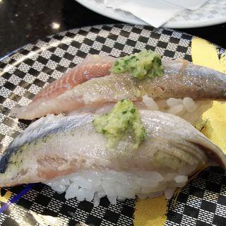 いわし(すし銚子丸 武蔵小杉店 )