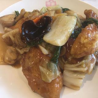 排骨燴飯(広東名菜 富徳 (カントンメイサイトミトク))