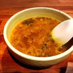 牛すじのスープ