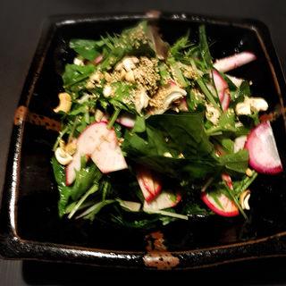 みどりサラダ(和酒和食 恵比寿 黒帯 )