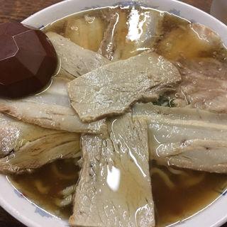 チャーシューメン(あべ食堂 )