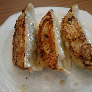 焼餃子 3個(麺処直久 モラージュ柏店 )