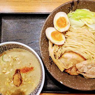 濃厚鶏魚介特製つけ麺(らーめん 鈴家 )