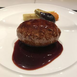 Aランチ(税込)(ahill ginza (アヒル【旧店名】 ahill ginza '第七感'))