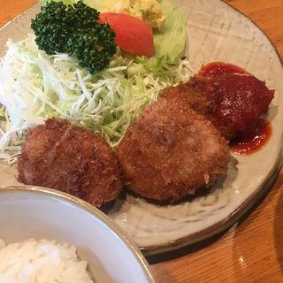 ヒレカツ3ピース定食(ミカド )