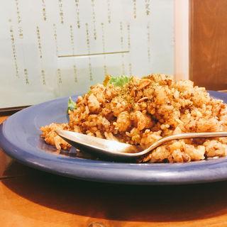 特製ガーリック炒飯(いわて門崎丑牧場 新宿御苑前店)