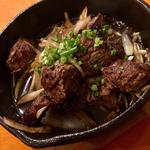 牛サガリのサイコロステーキ(130g)