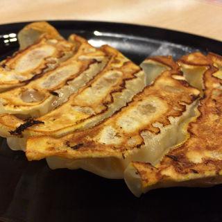 餃子(ラーメン横綱 久御山店)