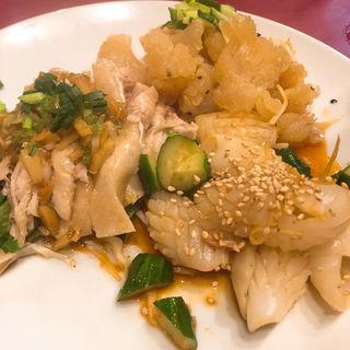 冷菜盛り合わせ(中華厨房 らんたな )
