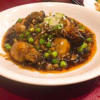 麻婆牡蠣(中華厨房 らんたな )