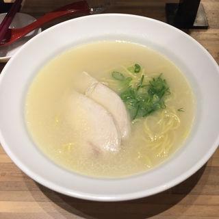 鶏白湯ラーメン(東京餃子楼 京橋店)