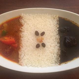 野菜&ビーフカレー(VOVO 学芸大学駅前店 (ボボ))