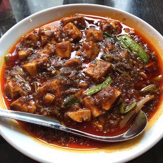 麻婆豆腐セット(中国料理 四川  (シセン))