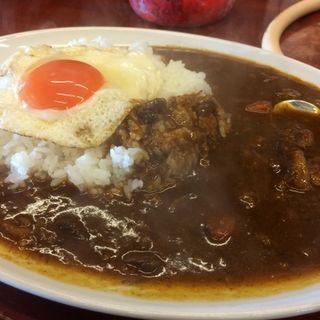 カレーライス(焼肉 大)