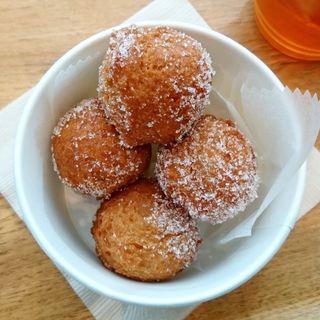 米粉と豆乳のドーナツ(みのりカフェ)