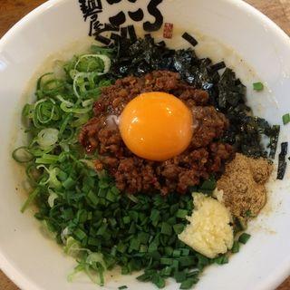台湾まぜ麺(麺屋こころ 堺東店)