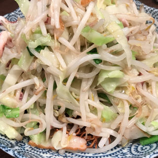 皿うどん(長崎菜館)