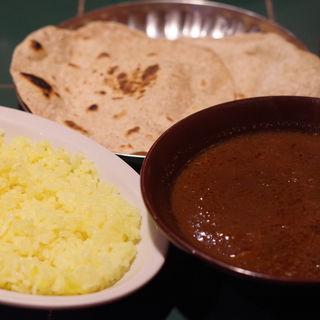 ひよこ豆と野菜のカレー(バオバブ (BAOBAB))