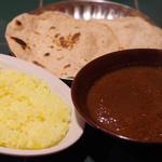 ひよこ豆と野菜のカレー