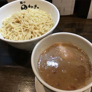 魚介鶏白湯つけ麺 大盛(麺や ひなた)