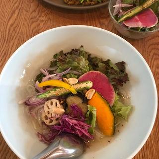 有機野菜のフォー(ノッタカフェ)