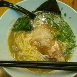 九十九里煮干ラーメン(三代目麺処まるは極 )