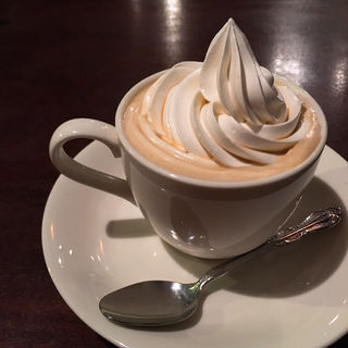ウィンナーコーヒー(ラドリオ)