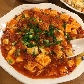 麻婆豆腐(玉林酒家)