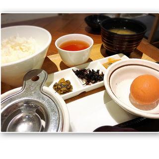 卵かけごはん(のものキッチン 池袋東口店 )