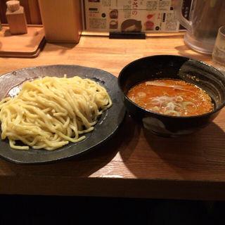 辛味味噌つけ麺(つけ麺屋 やすべえ 道頓堀店 )