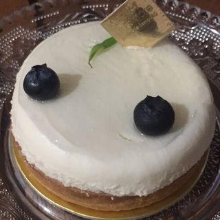 チーズケークアラミルティーユ(アディクト オ シュクル (Addict au Sucre))