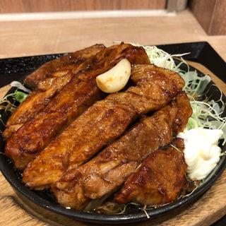 とんテキ定食(豚屋とん一 イオンモールりんくう泉南店 )