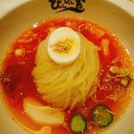 盛岡冷麺 激辛(ぴょんぴょん舎  GINZA UNA)